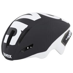 UVEX EDAero Cykelhjelm sort